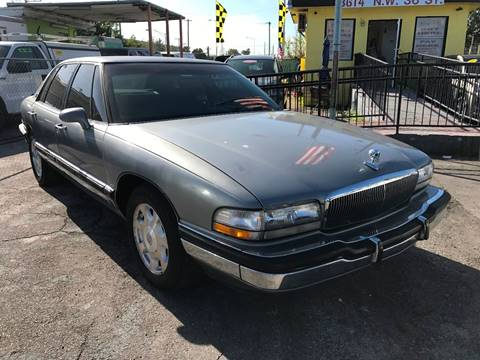 1994 Buick Park Avenue for sale at MIAMI AUTO LIQUIDATORS in Miami FL