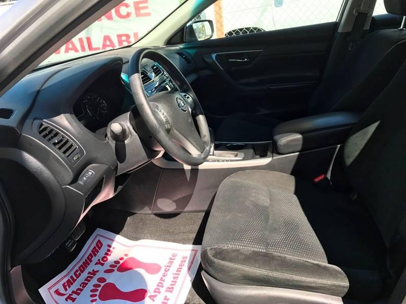 2015 Nissan Altima 2.5 S 4dr Sedan - Miami FL