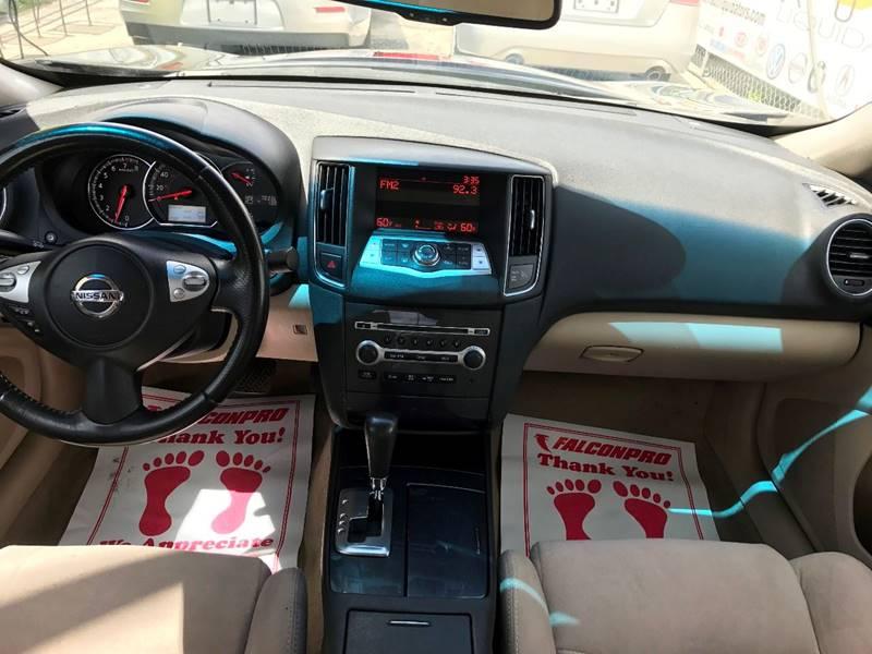 2012 Nissan Maxima 3.5 S 4dr Sedan - Miami FL