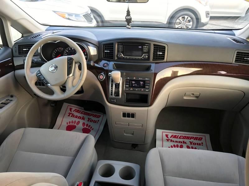 2016 Nissan Quest 3.5 SV 4dr Mini-Van - Miami FL