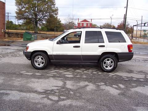 2001 Jeep Grand Cherokee for sale in Griffin, GA