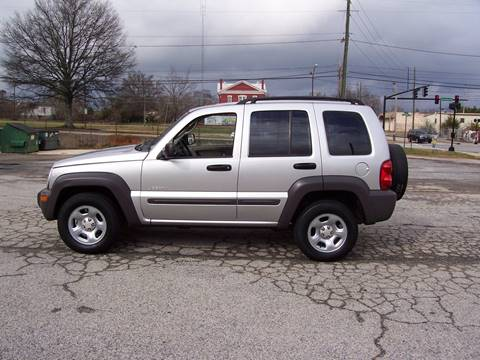2004 Jeep Liberty for sale in Griffin, GA