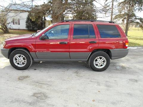 2002 Jeep Grand Cherokee for sale in Brockport, NY