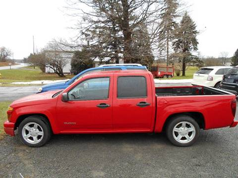 2004 Chevrolet Colorado for sale in Brockport, NY