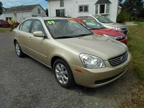2008 Kia Optima for sale in Brockport, NY