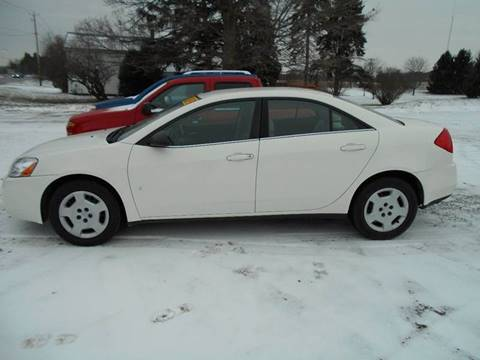 2008 Pontiac G6 for sale in Brockport, NY
