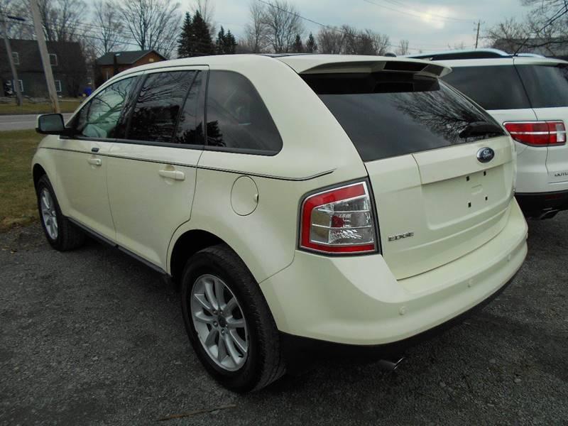 2007 Ford Edge SEL Plus 4dr SUV - Brockport NY
