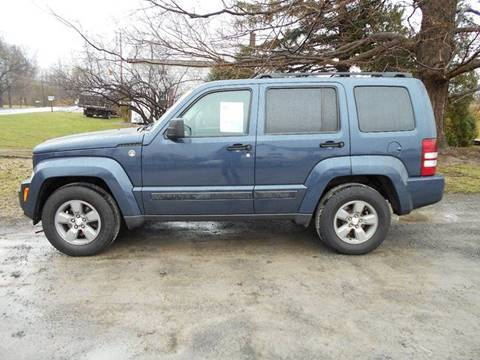 2008 Jeep Liberty for sale in Brockport, NY