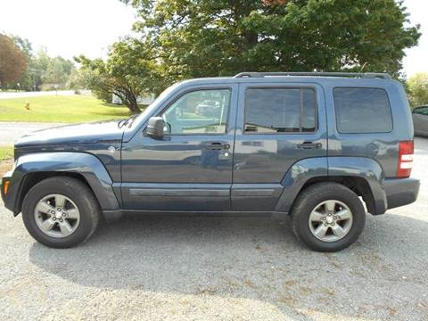 2008 Jeep Liberty for sale in Brockport NY