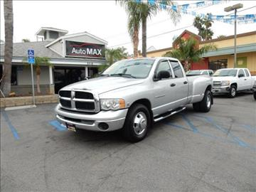 2005 Dodge Ram Pickup 3500 for sale in Norco, CA