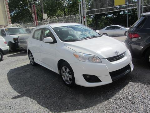 2009 Toyota Matrix for sale in Jamaica, NY
