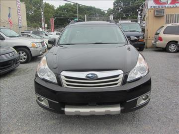 2012 Subaru Outback for sale in Jamaica, NY