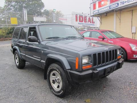 2001 Jeep Cherokee for sale in Jamaica, NY