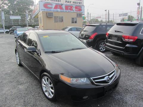 Used Acura TSX For Sale In Jamaica NY Carsforsalecom - Used acura tsx for sale