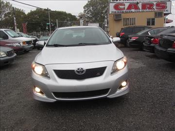 2009 Toyota Corolla for sale in Jamaica, NY