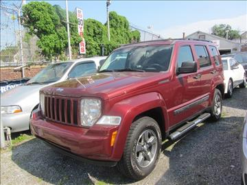 2008 Jeep Liberty for sale in Jamaica, NY
