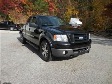 2007 Ford F-150 for sale at 401 Auto Sales & Service in Smithfield RI