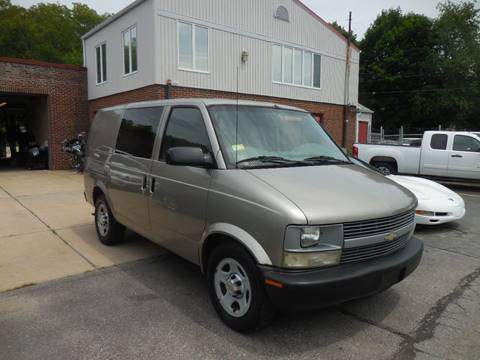 2005 Chevrolet Astro Cargo for sale in Smithfield, RI