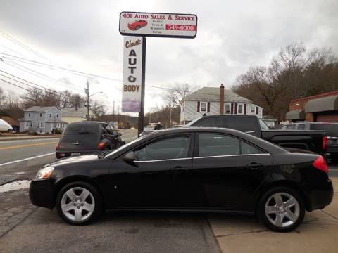 2008 Pontiac G6 for sale in Smithfield, RI
