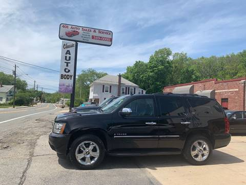 2009 Chevrolet Tahoe for sale in Smithfield, RI