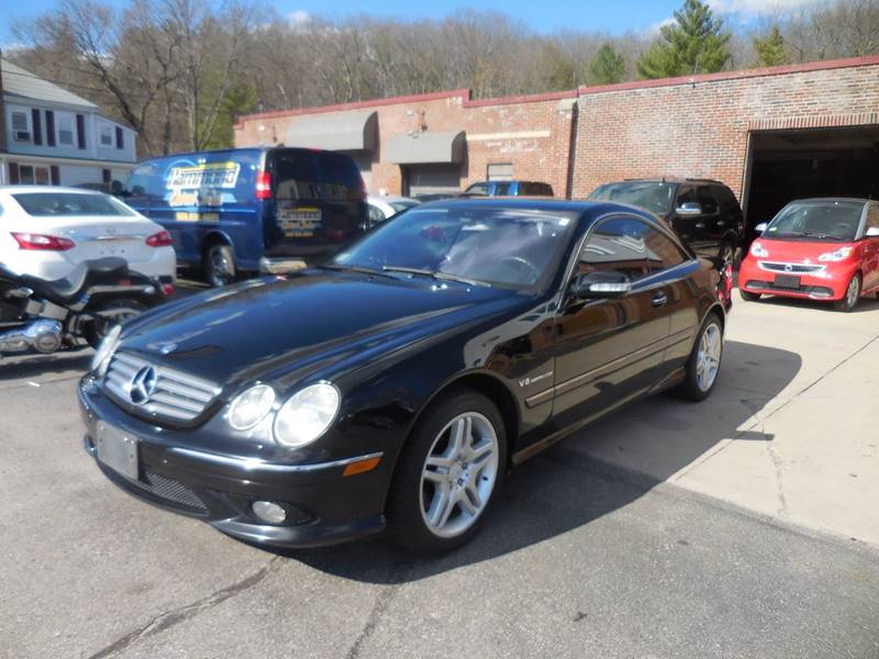 2004 Mercedes-Benz CL-Class CL 55 AMG 2dr Coupe - Smithfield RI