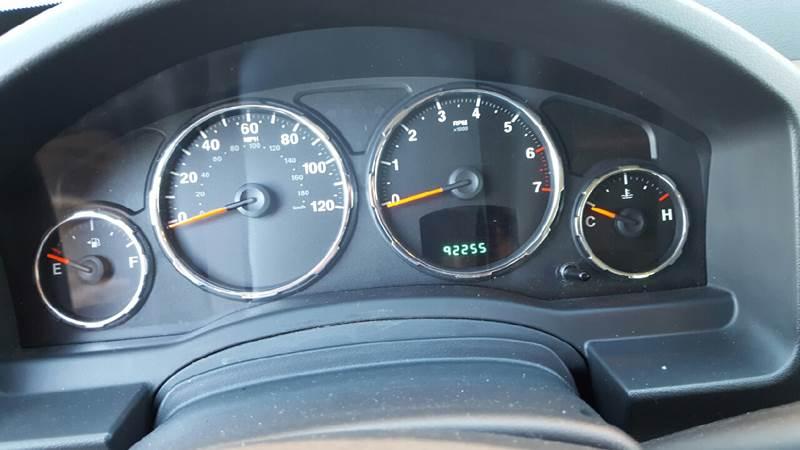 2010 Jeep Liberty 4x2 Sport 4dr SUV - El Reno OK