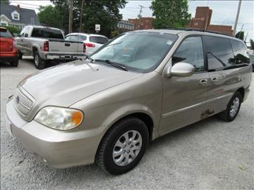 2005 Kia Sedona for sale in Akron, OH