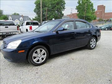 2007 Kia Optima for sale in Akron, OH
