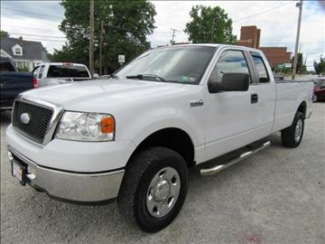 2007 Ford F-150 for sale in Akron, OH