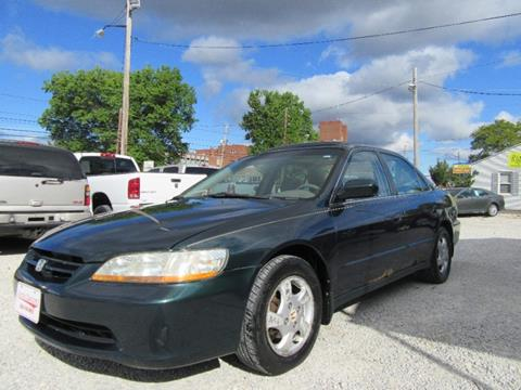 1998 Honda Accord for sale in Akron, OH