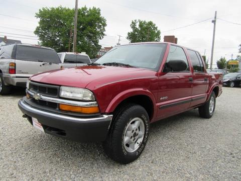 2003 Chevrolet S-10 for sale in Akron, OH
