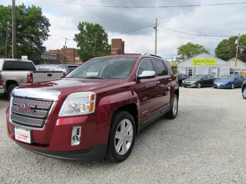 2010 GMC Terrain for sale in Akron, OH