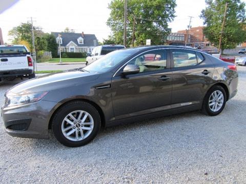 2011 Kia Optima for sale in Akron, OH