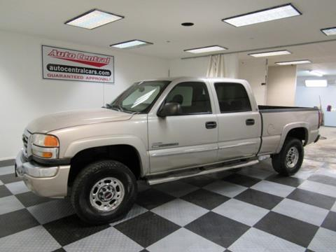 2006 GMC Sierra 2500HD for sale in Akron, OH