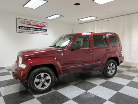 2008 Jeep Liberty for sale in Akron, OH