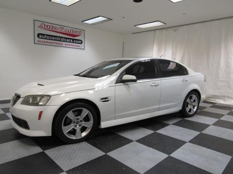2008 Pontiac G8 for sale in Akron, OH