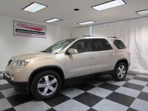 2011 GMC Acadia for sale in Akron, OH
