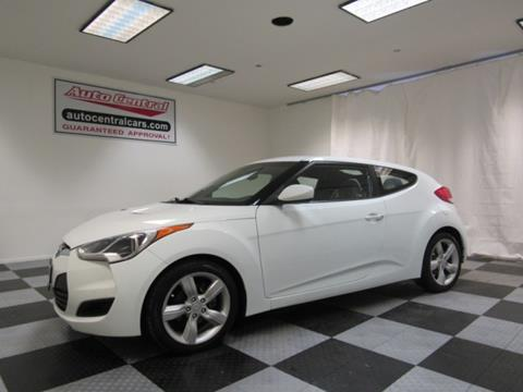 2012 Hyundai Veloster for sale in Akron, OH