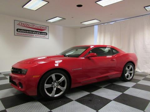 2011 Chevrolet Camaro for sale in Akron, OH