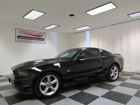 2010 Ford Mustang for sale in Akron, OH
