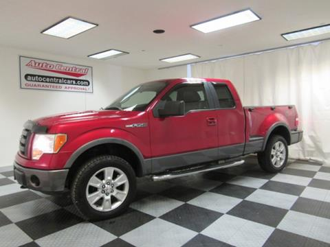 2009 Ford F-150 for sale in Akron, OH