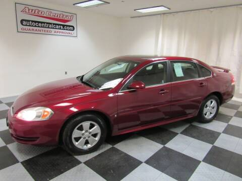 2009 Chevrolet Impala for sale in Akron, OH
