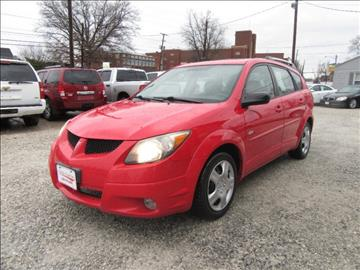2004 Pontiac Vibe for sale in Akron, OH