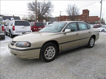 2005 Chevrolet Impala for sale in Akron, OH