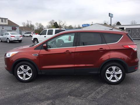2015 Ford Escape for sale at Village Motors in Sullivan MO