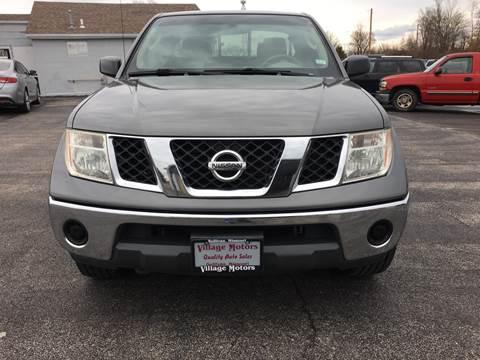 2008 Nissan Frontier