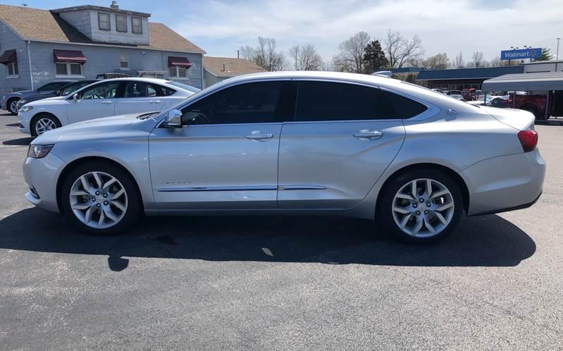 2015 Chevrolet Impala Ltz 4dr Sedan W 2lz In Sullivan Mo