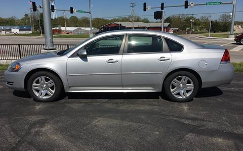 2015 Chevrolet Impala Limited for sale in Sullivan, MO