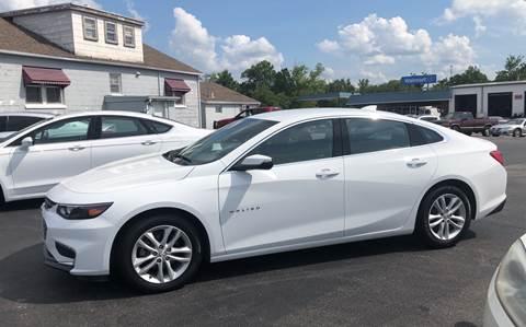 2016 Chevrolet Malibu for sale in Sullivan, MO