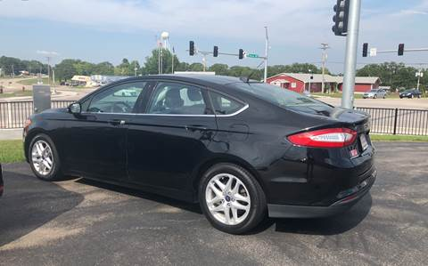 2016 Ford Fusion for sale in Sullivan, MO